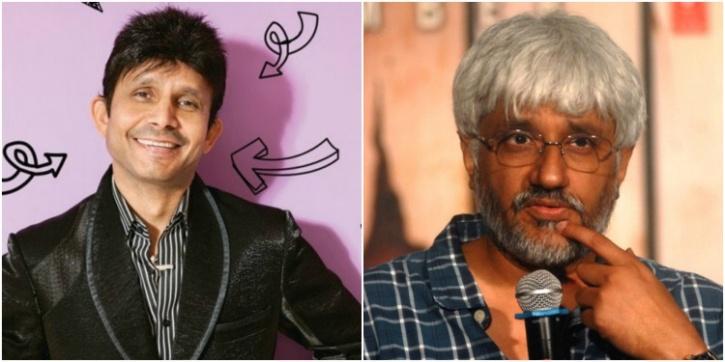 KRK and Vikram Bhatt