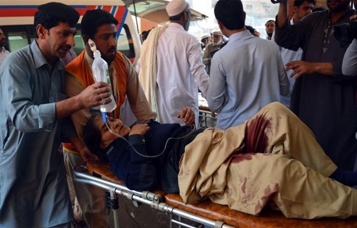 Peshawar Suicide Attack
