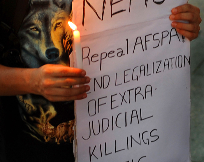 Here Is All You Need To Need To Know About AFSPA