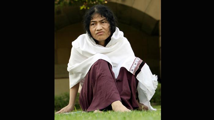 Iron Lady Irom Sharmila