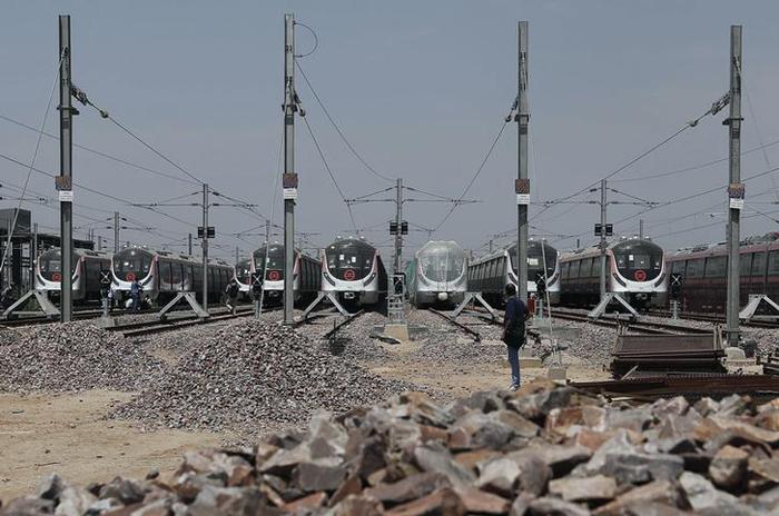 Delhi Metro Project Completion