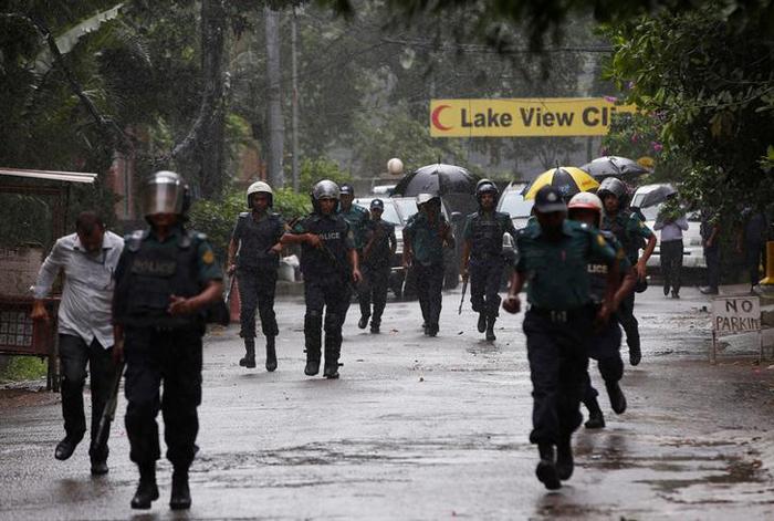 Dhaka Attack: How Tarishi