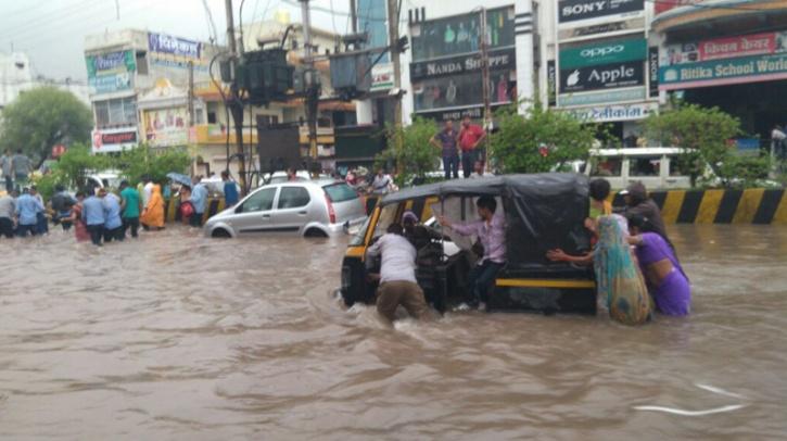 Satna Floods