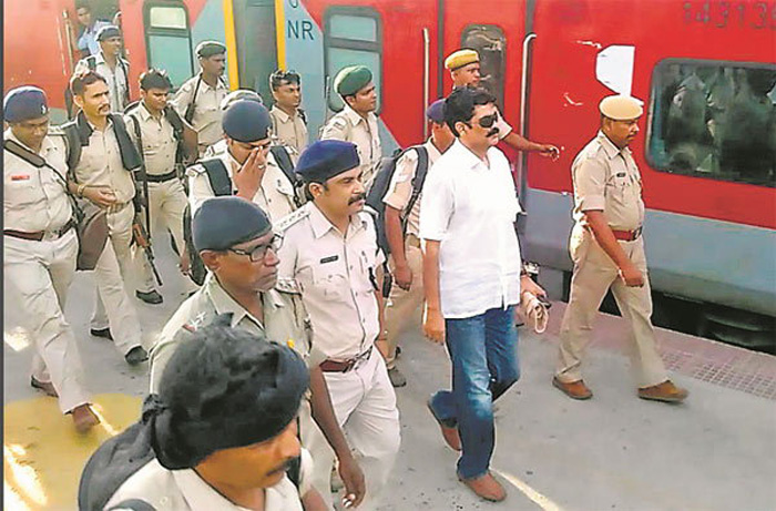 Different Rule For Politicians? Jailed Ex-MP Mohammad Shahbuddin Taken To AIIMS In Delhi