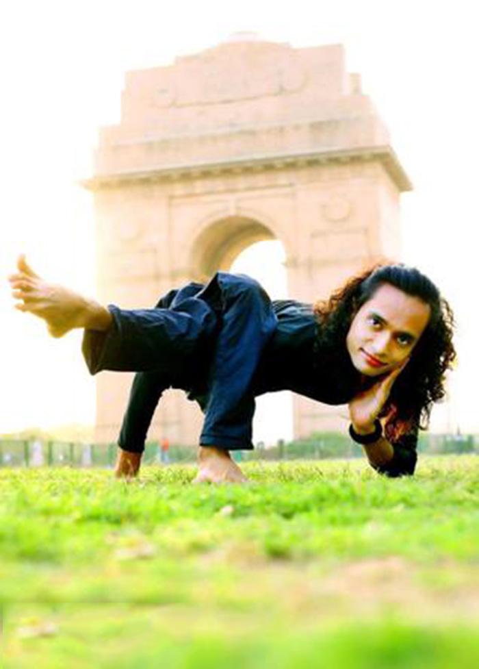 Tejasvi Kumar Sharma