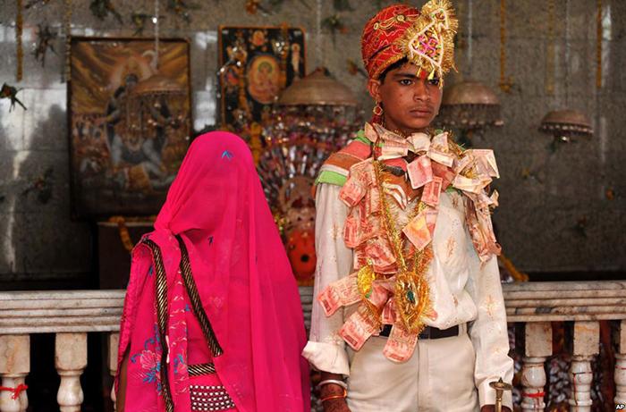 Underage Bride