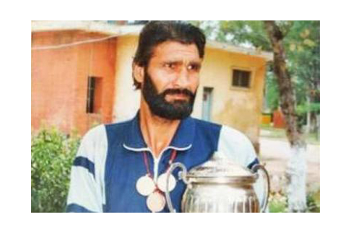 Kaur Singh Boxer