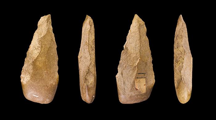 palaeolithic stone