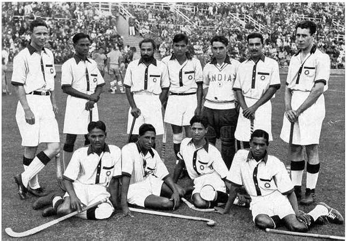 Indian Hockey Team 1928