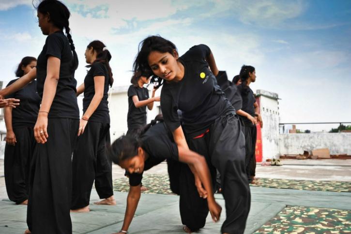 women martial arts
