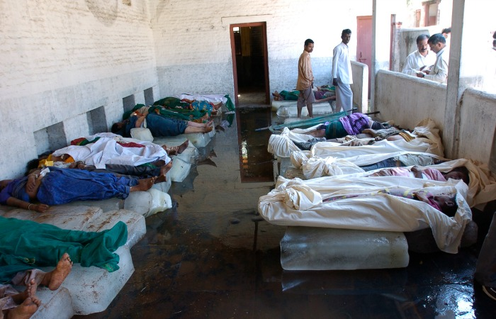 16 Critical Patients Die In UP Hospital After Doctors Went On A Strike
