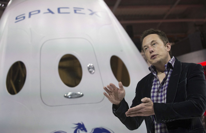 Elon's Musk Plans To Make Mars Our New Home Means The First Few Human Martians Might Die
