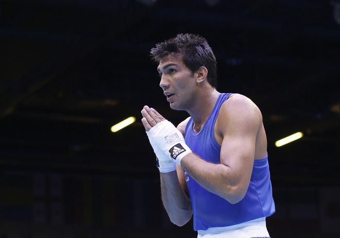 Boxer Manoj Kumar qualifies for Olympics
