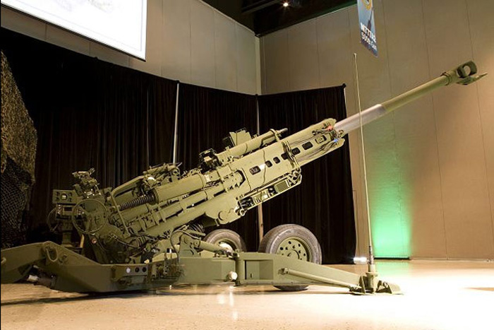 Defence Ministry Gives Nod For Purchase Of 145 Ultra-Light Howitzers From US
