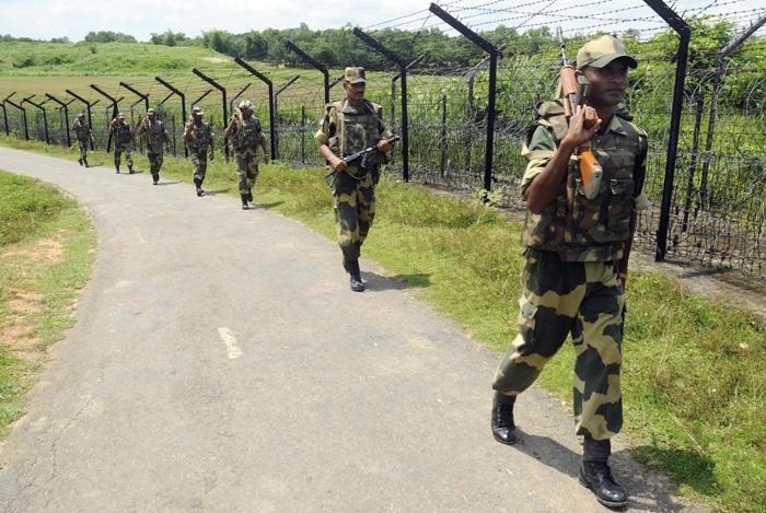 BSF Catches 300 Bangladeshi Tribals Illegally Entering Through Tripura, Sends Them Back