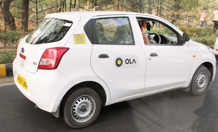 Ola Driver Arrested In Delhi For