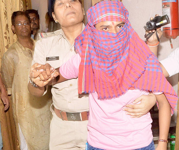Remember The Bihar Exam Topper Who Couldn't Even Pronounce Her Subject? She Has Been Arrested
