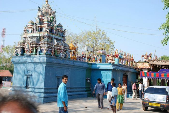 Koothandavar Temple