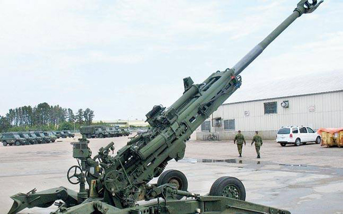 Defence Ministry gives nod to buy 145 Howitzers from US