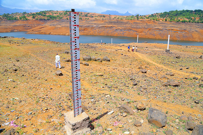Despite The Beginning Of Monsoon, There Is Only 15% Water In 91 Major Reservoirs