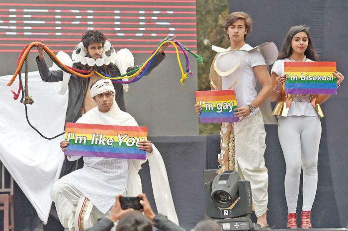 LGBT delhi