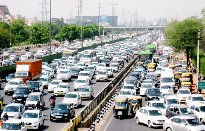 India Will Spend 20,000 Crore To Remove Traffic From Delhi