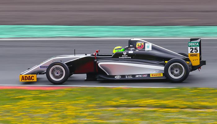 Schumacher Jnr Wins Twice In One Day