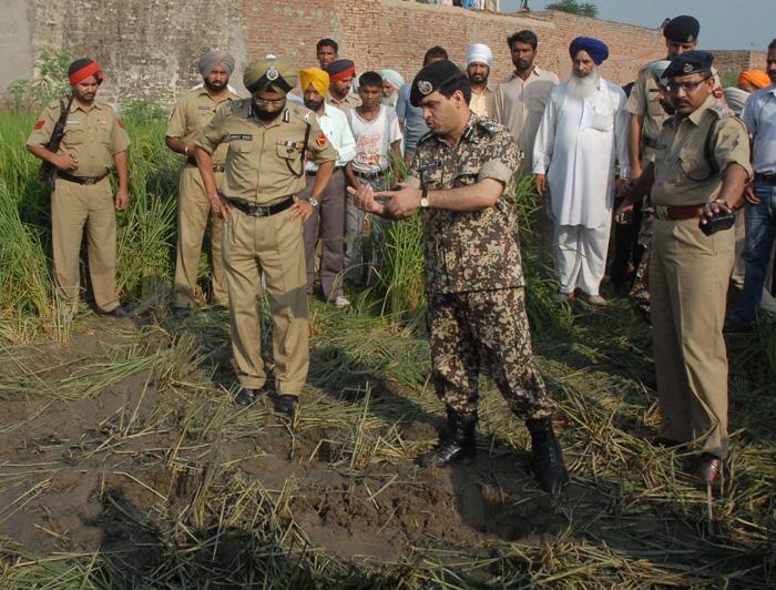 Punjab Drugs Crisis