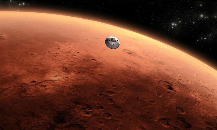 Musk Plans To Make Mars Our New Home