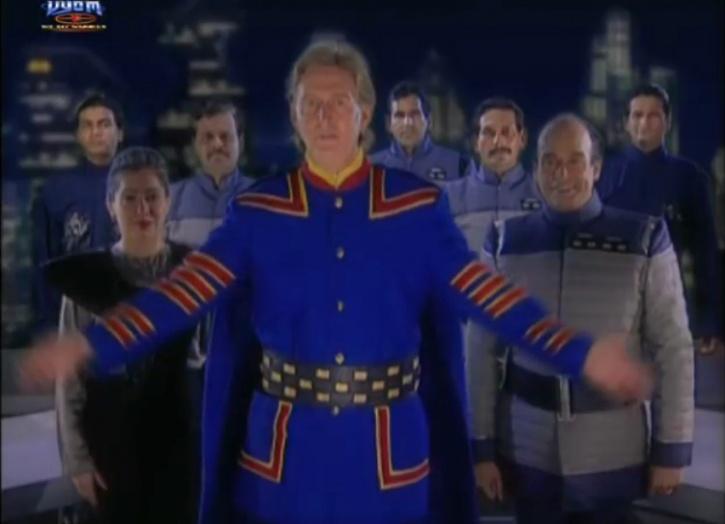 captain vyom