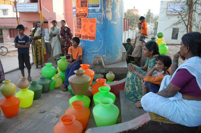 Bengaluru Might Run Out Of Drinking Water In 15 Days