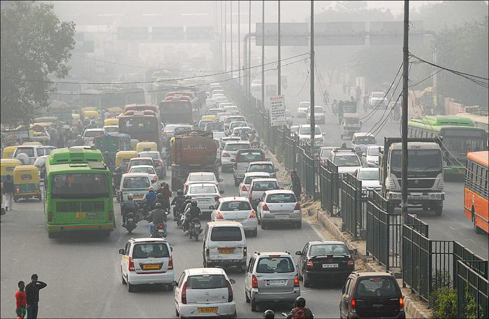 Kinnaur Has India's Best Air, And Delhi Has The Worst, According To IIT Study Of Satellite Data