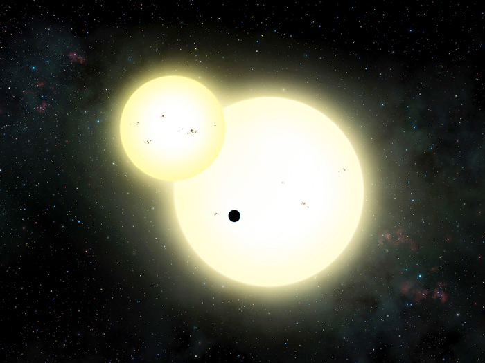 Scientists Discovers The Largest Planet Outside Our Solar System, Kepler-1647 B, Which Orbits Two Suns