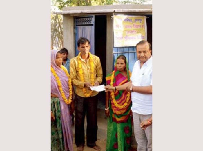 Swachh Bharat: Rajasthan Daily Wage Worker Sold A Goat, Wife