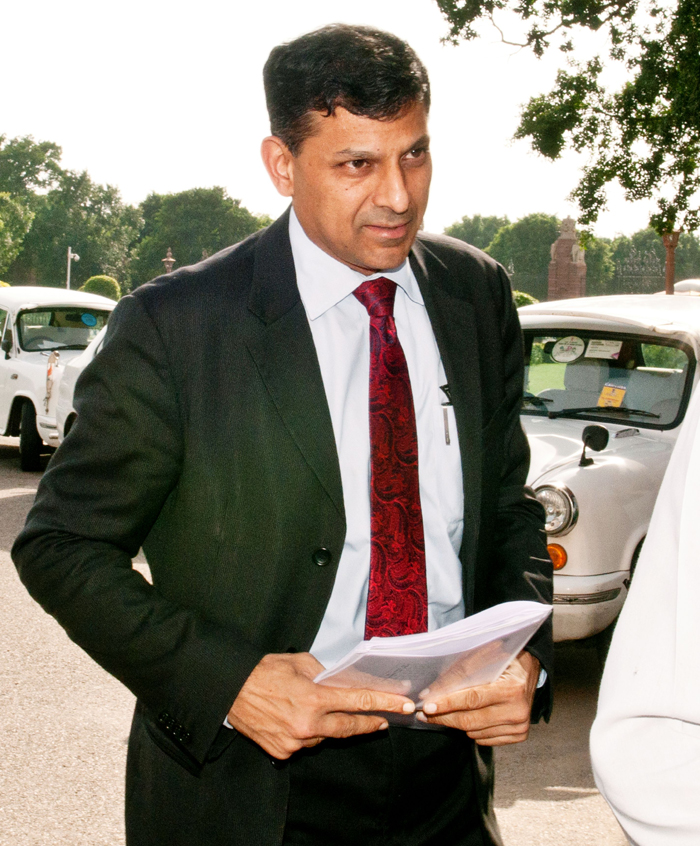 Raghuram Rajan Reuters