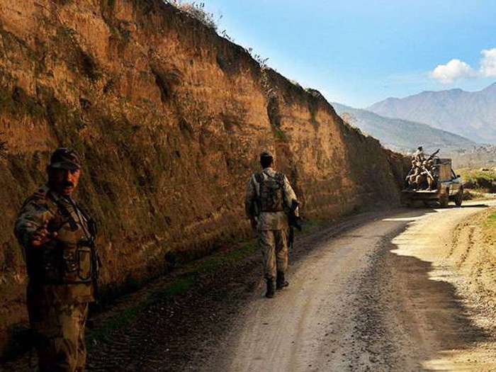 How To Spot A Militant: Pakistan Army Removes Roofs In Waziristan