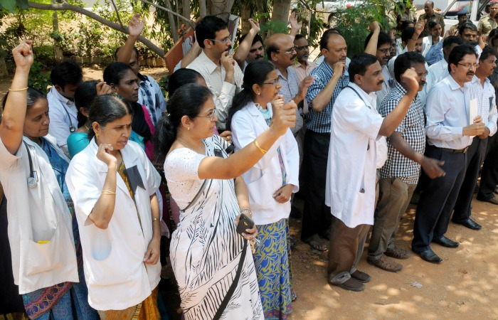 UP Doctors Who Went On Strike Have To Pay Rs 25 Lakhs