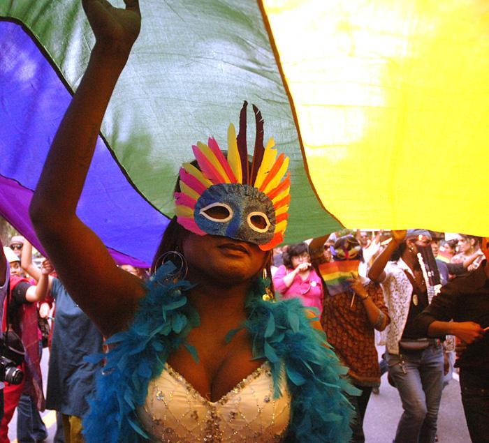 LGBT pride rally delhi