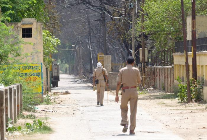 Mathura Violence