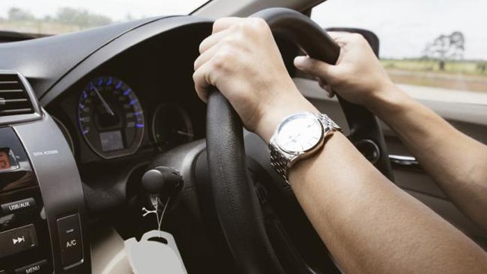 Driving for long can make you gain weight!