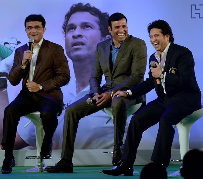 Sachin, Ganguly and Laxman
