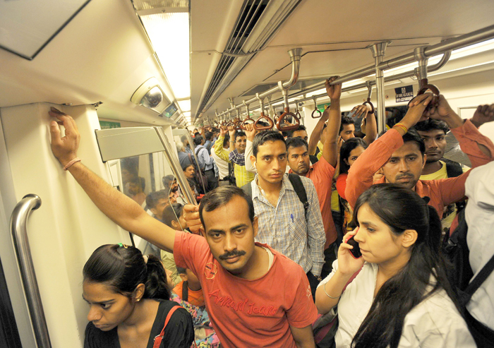 Delhi Metro To Soon Have An All-Women Combat Group