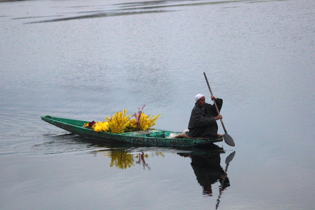 boatman kashmir