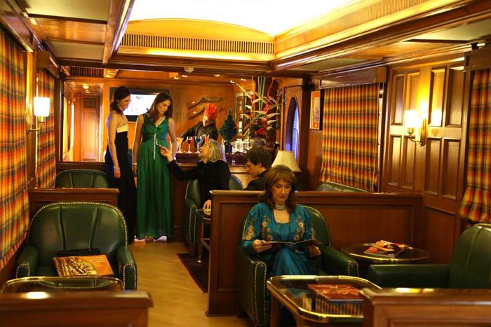 Maharaja Exp will travel on Konkan route