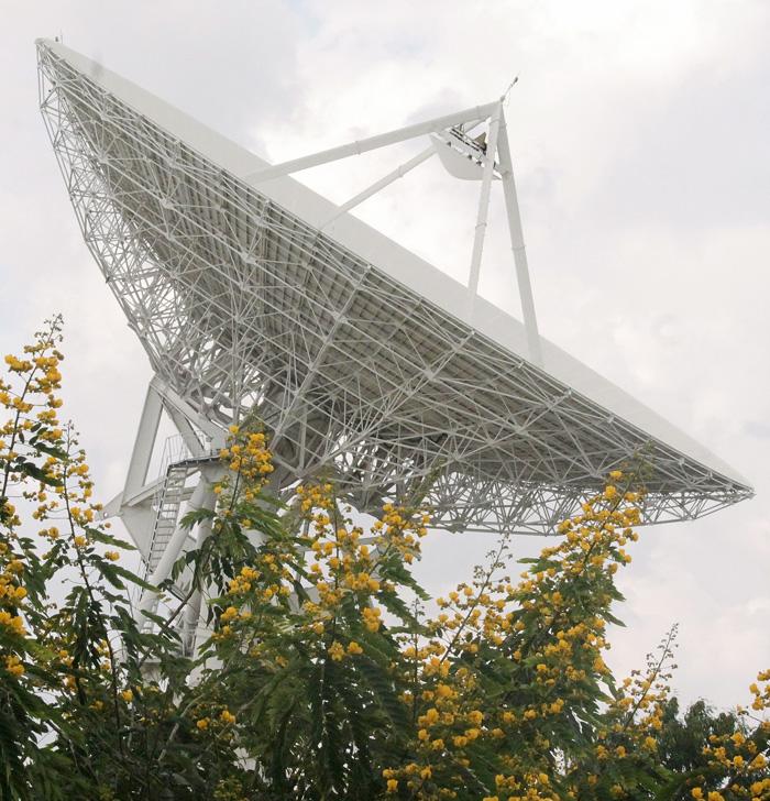Satellite Spectrum
