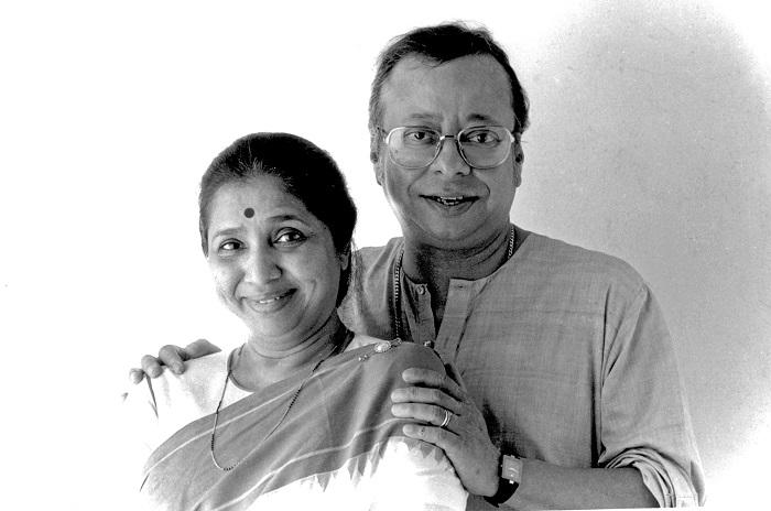Asha Bhosle Pancham Da