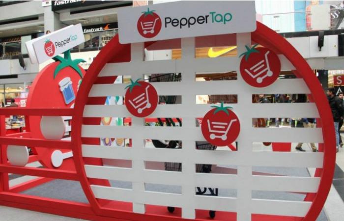 PepperTap