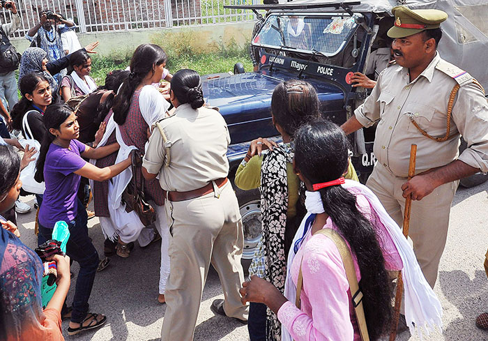 Desperate For A Football Coach, 50 Haryana Girls Storm Sports Minister's House