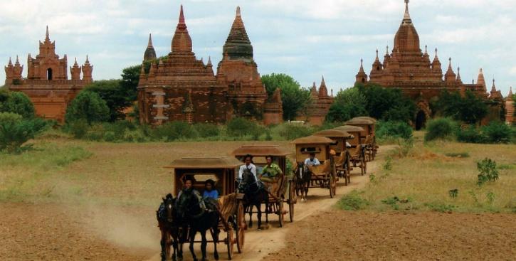 Bagan - Karl Coelho - Got to Bangkok