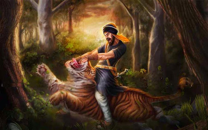 Hari Singh Nalwa-The Only Man In History To Strike Terror In Hearts Of The Invincible Afghans